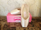 Russian Pointe Dolce Pointe Shoes - New In Box
