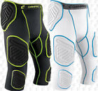 Champro Mens Bull Rush 7 Padded Integrated Football Girdle With Pads FPGU17A