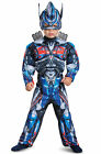 Brand New Transformers Optimus Prime Muscle Toddler Costume