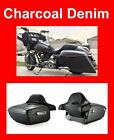 King Tour Pak Color Matched 2014-2017 Harley Touring Street Electra Road Glide