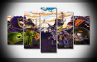 7395 plants vs zombies garden warfare plants zombies Poster print with framed
