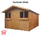 Summer Shed Garden Summer House Top Quality Wooden Timber