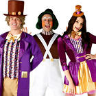 Charlie and the Chocolate Factory Adults Fancy Dress Roald Dahl Book Day Costume