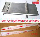 New Needles For KH830 KH860 KH940 KH950 KH970 Brother Knitting Machine Main Bed