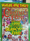 WHERE ARE THEY? CHRISTMAS FUN BOOK A TALLARICO