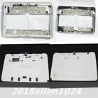 For Samsung Galaxy Note 10.1 N8000 Full Frame Housing Battery Cover Door White