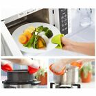 Simple Silicone Heat-resistant Oven Glove Bathroom Pot Mitt Tool Holder Kitchen