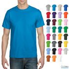 Gildan Mens DryBlend 50/50 Cotton/Polyester Plain T-Shirt Short Sleeve S-5X 8000 image