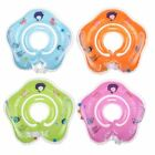 Safety Neck Inflatable Hot Bath Swimming Circle Float Ring Baby Newborn Aid Toy