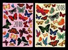 2018 SMALL POCKET DIARY - WEEK TO VIEW - HARDBACK COVERS - IDEAL AND HANDY