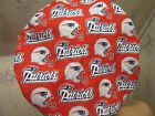 PATRIOTS  NFL-men's tieback- OR bouffant -SCRUB HATS / MEDICAL- your choice