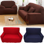 High Quality Stretch Chair Sofa Cover 1/2/3/4 Seaters Protector Couch Slipcover