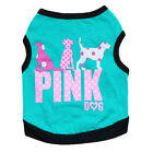 Dog Clothes Cat Vest Puppy Pet Summer Shirt for chihuahua teacup yorkie maltese