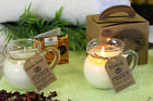 Aromatherapy & Soybean Natural Massage Soya Wax Candle Gift Pack Relaxing Blend