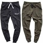 New sweatpants Men's workout bodybuilding casual joggers pants skinny trousers