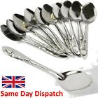 LARGE Silver Table Spoon Stainless Steel Cutlery Dinner Kitchen Home Set