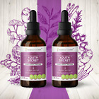 Youth Secret Alcohol Extract,  Tincture,  Overall Health  Wellness