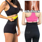Women Thermo Neoprene Waist Trainer US Stock Sauna Body Shape Sweat Cincher Belt