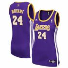 2016-17 Kobe Bryant Los Angeles Lakers NBA Adidas Official Replica Jersey Women