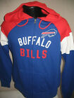 NFL Buffalo Bills Football Full Zip Hoody Sweatshirt Jacket Womens Team Colors $30.09 USD on eBay