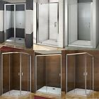 Quadrant/Sliding/Corner Entry/Bifold/Pivot Shower Enclosure Glass Door Cubicle V