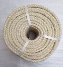 14mm Natural Sisal Decking Rope, Cat Scratching Post, Cats, Garden, Pets, Toys