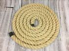 20mm Natural Sisal Decking Rope, Cat Scratching Post, Cats, Garden, Pets, Toys