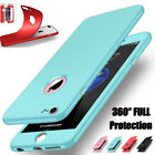 For iPhone 7 Plus Case Hybrid 360 FUll Protection SHOCKPROOF Silicone Bag Cover