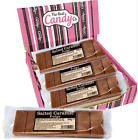 Real Candy Co Salted Caramel Nougat Fudge Bar Retro Sweets Candy Party