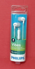 Philips SHE3555 Vibes In-Ear Headphones w/Mic ~ New in Box