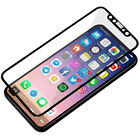For Apple iPhone 8 3D Glass Full Cover 9H Tempered Glass Screen Protector Film