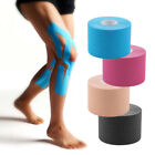 6 Rolls Kinesiology Tape Sports Physio Muscle Strain Injury Support KT Unisex