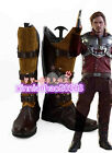 of the Galaxy Star Lord Peter Jason Quill cosplay shoes Boots Custom Made