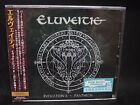 ELUVEITIE Evocation II - Pantheon JAPAN CD Folkearth Cataract Tribes Of Cain