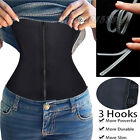 Zip Latex Waist Trainer Cincher Slimming Body Shaper Corset Shapewear Belts L241