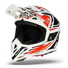 Airoh Aviator 2.2 Restyle Red Gloss - Motocross Enduro MX Offroad helmet - New!