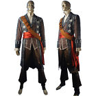 Pirate Blackbeard Edward Teach cosplay halloween costume carnival make-up outfit
