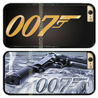 JAMES BOND 007 GOLD BACK PHONE CASE COVER FOR IPHONE SAMSUNG IPOD TOUCH $13.7 CAD