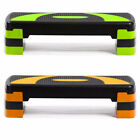 Excercise Yoga Cardio Aerobic Stepper Adjustable Level 3 Home Gym Balance Step