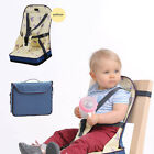 Portable Baby Toddler Infant Dining Chair Booster Seat Bag Travel Bagpack