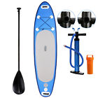 10Ft Inflatable Stand Up Paddle Board iSUP with Pump Kit US Free Shipping