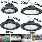 100W 200W LED High Bay Warehouse, Shop, Commercial Light Fixture Daylight White