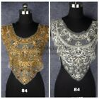 Gold Silver Super High-grade imitation large Rhinestone patches dress accessorie