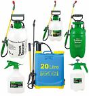 New Pressure Weedkiller Sprayer Garden Spray Bottle Knapsack Chemical Water