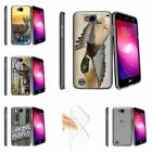 For LG X Power 2, LG Fiesta, LG X Charge, K10 Power, LV7 Clear TPU Case Hunting
