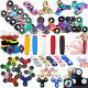 360° Fidget Finger Hand Tri-Spinner EDC Ceramic Bearing Gift Toys Relieve Stress