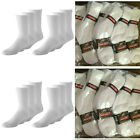 Kyпить 5-100 Dozens Wholesale Lots Mens Solid Sports Cotton Crew Socks P274 Gifts Cheap на еВаy.соm