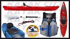 Wilderness Systems Tarpon 120 Kayak Red  Deluxe Package
