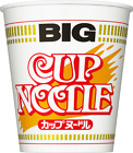 Nissin  Cup Noodle Big Series  Basic  Curry  Seafood  Tomato   Japan