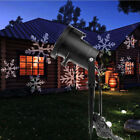 Halloween/Christmas/Lamp Decoration Rotating LED Projection Light 12 Patterns